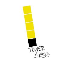 Tower of Pimps case by montesq