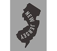 New Jersey - My home state Photographic Print