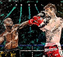 Undefeated - Floyd Mayweather Jr  by markmoore