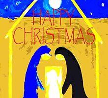 HAPPY CHRISTMAS 55 by pjmurphy