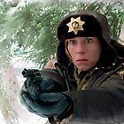 """Frances McDormand @ """"Fargo"""" by Gabriel T Toro"""
