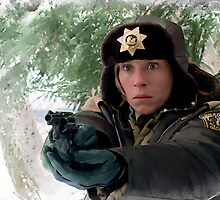 "Frances McDormand @ ""Fargo"" by Gabriel T Toro"