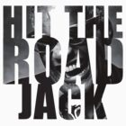 Hit the road jack- Ray Charles (black) by Dream-life