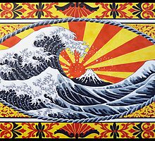 Great Wave by justbuehrle