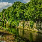 Castle Glenarm by Adam Northam