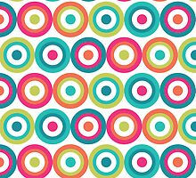 Colorful Circles by kwg2200