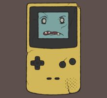 CreepyBoy Color Yellow by MonsterCrossing