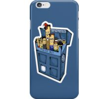 Doctor who cigarette iPhone Case/Skin