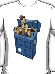 Doctor who cigarette T-Shirt