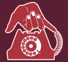 Telephone - Hand Gestures by gFlesh