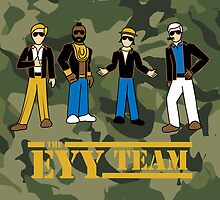 The Eyy-Team by UrLogicFails