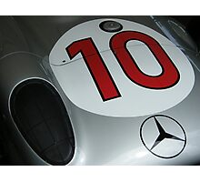 Mercedes Benz Photographic Print