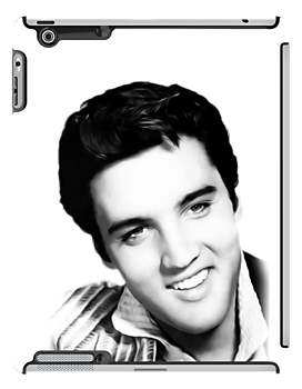 Elvis Presley - Pop Art by wcsmack