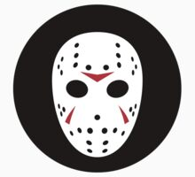 Halloween Hockey Mask Jason Friday 13th Ideology by ideology