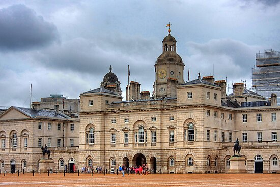 HORSE GUARDS PARADE - LONDON by MIKESCOTT