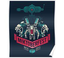 MaKtoberfest 13 Poster