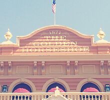 The Golden Horseshoe by samskyler