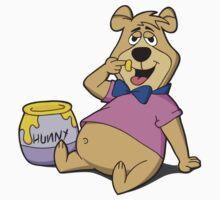 Hunny Boo Boo by sillysyd