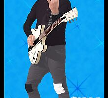 Our Hero Tom Delonge by Sidrah Mahmood