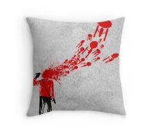 Trekkies in the Attic (spray version) Throw Pillow