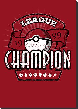 Pokemon League Champion by sponzar