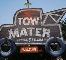 Tow Mater Towing and Salvage by Ron Hannah