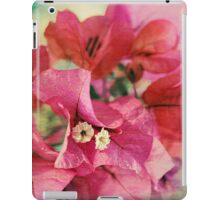 Bougainvillea at Sunset iPad Case/Skin