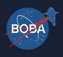 BOBA NASA by zmedia