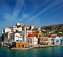 Welcome to Kastelorizo! by Hercules Milas