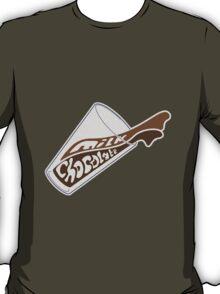 Milk Chocolate Longboards Logo Tee T-Shirt