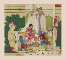 Animal Collective - Feels by statostatostato