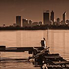 Deep Water Point, Perth by Mark  Nangle