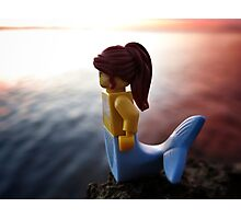 Mermaid Season Photographic Print