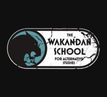 The Wakandan School For Alternative Studies by misterpace