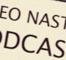 Video Nasties Podcast Icon Sticker