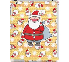 Santa Claus =) iPad Case/Skin