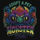 Adopt a Pet Monster by Bamboota