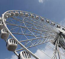 Ferris wheel by mrivserg