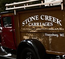 Stone Creek Carriages  by ArtbyDigman