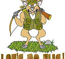 Deer Hunting Revenge by Skree