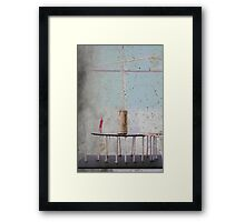 Space (I Believe In) Framed Print