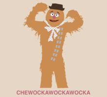 CHEWOCKAWOCKAWOCKA by shayski