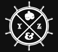 Y&Z OLD BOAT White by Yen & Zen™
