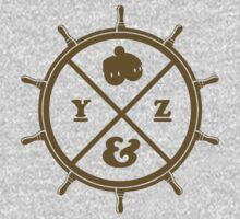 Y&Z OLD BOAT brown by Yen & Zen™