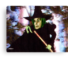The New Wicked Witch of the West Canvas Print