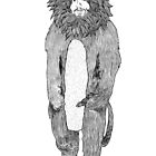 The Cooperly Lion by nabila  rouabah