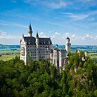 Neuschwanstein Castle by Jane M.