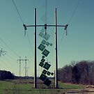 Power lines by ubikdesigns
