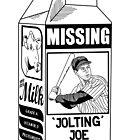 Where have you gone Joe DiMaggio? by nabila  rouabah