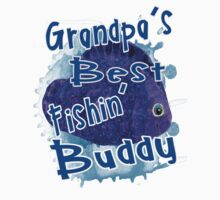 Grandpa's Best Fishing Buddy by Ginny Luttrell